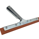 Squeegee-Steel-Handle-10in