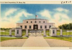 Fort Knox Gold Vault